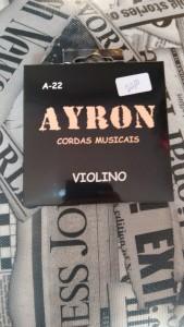 Corda Violino - Ayron R$ 22,00