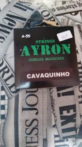 Corda Cavaquinho - Ayron R$ 12,00