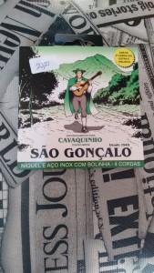 Corda Cavaquinho - São Gonçalo R$ 20,00