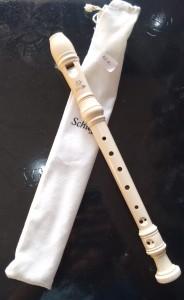 Flauta Schieffer R$ 45,00